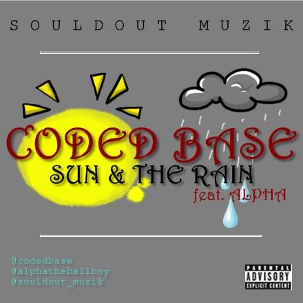 coded base ft alpha sun and the rain artwork Coded Base ft. Alpha   SUN AND THE RAIN