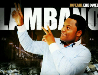 jo pearl endowed lambano prod by frankie free artwork Jo Pearl Endowed   LAMBANO [prod. by Frankie Free]