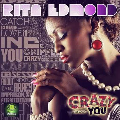 rita edmond crazy about you artwork Rita Edmond   CRAZY ABOUT YOU [Official Video]
