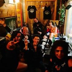 Primary Food, DJ CherishTheLuv and her Pilot Team