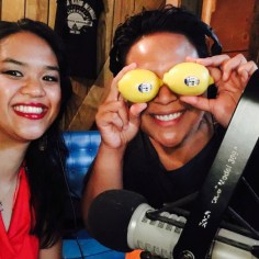Primary Food, DJ CherishTheLuv and Annalissa Vicencio