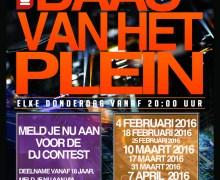 Baas van het Plein DJ Contest