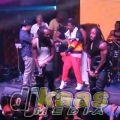 Ace Hood Popcaan Beenie Man Performance at Mavado 2013 Birthday party