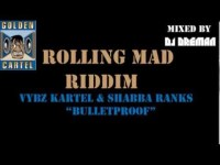 Rolling Mad Riddim Mix (Feb. 2014, Golden Cartel Ent.) @DJDreman