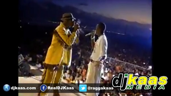Classic Clash: Bounty Killer vs Beenie Man (Reggae Sting 1993)