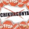 Vector illustration of stop chikungunya epidemic concept