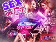 DJ FearLess - Sex & The City Mixtape - Cover