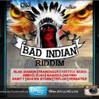 Bad Indian Riddim Mix (UIM Records) March 2015