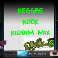 Reggae Rock Riddim Mix (Turf Music Ent) May 2015