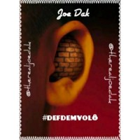 Joe Dak - Def Dem - Volume 8 Artwork