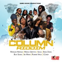 Column Riddim Mix (Dawg House Productions) August 2015