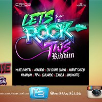 Lets Rock This Riddim Mix (October 2015) CR203 Records