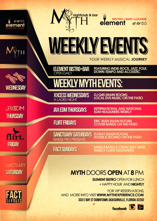 Myth-Weekly-Lineup