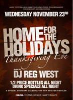 TGE with DJ REG WEST