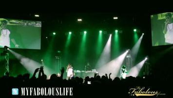 Australia WinterBeatz Tour 2011 with Fabolous Part 1