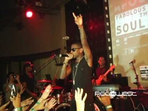 Fabolous Soul Tape Show at SOB's