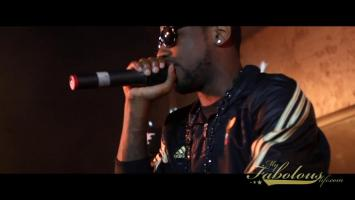 Fabolous Takes Over Moscow, Russia with DJ Reg West