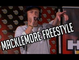 Macklemore does a verse over Wu-Tang's Triumph