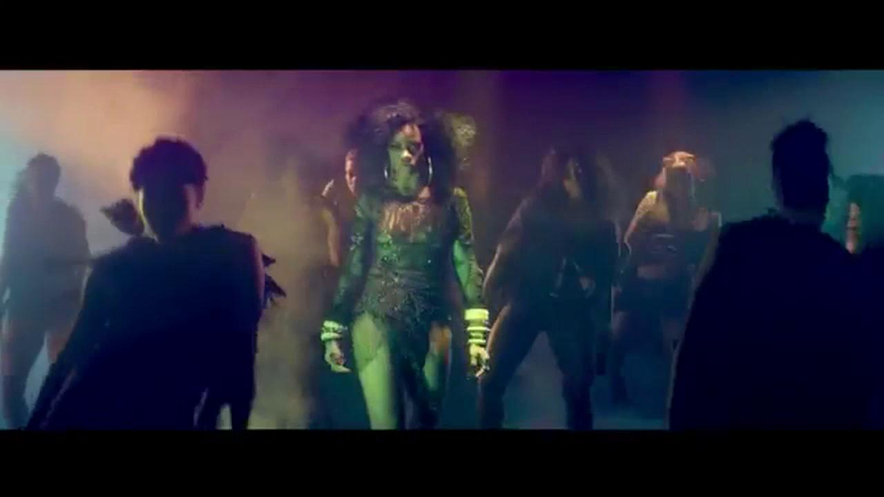 Rihanna- Where Have You Been (X & Reg West REMIX) Music Video