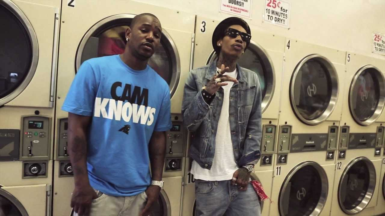 Wiz Khalifa Feat. Cam'ron – The Bluff (Music Video)
