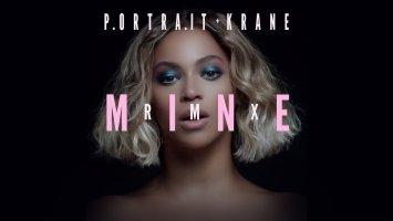 Beyonce feat Drake- Mine (Portrait & Krane Remix) Music Video