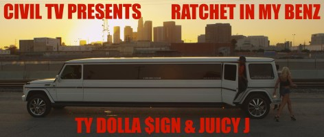 Ty Dolla $ign feat Juicy J – Ratchet In My Benz
