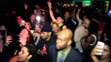DJ Reg West Birthday Bash hosted by Mack Wilds (Video)