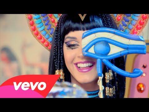 Katy Perry feat Juicy J- Dark Horse (Music Video)