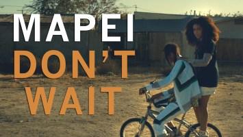 Mapei- Don't Wait (Music Video)