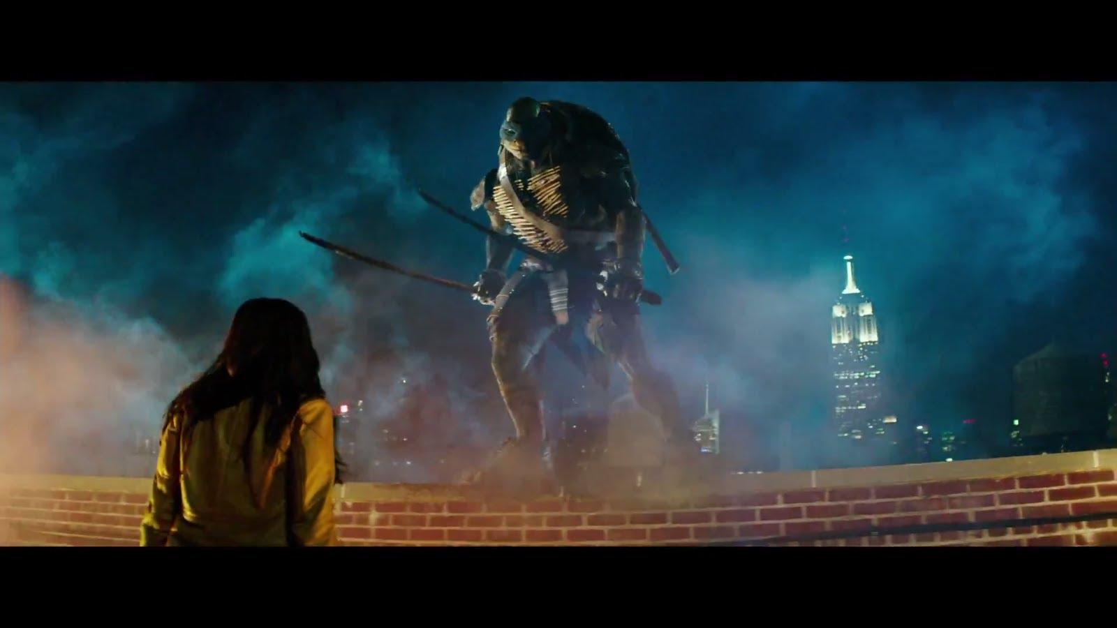 Teenage Mutant Ninja Turtles (Trailer)