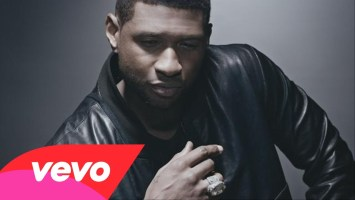 Usher- Good Kisser (Music Video)