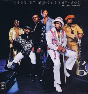 The Isley Brothers' first album with all six members, including Chris Jasper.