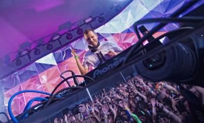 Full Weekend: Kaskade will play Marquee clubs & EDC Vegas. Photo: Ashley Suszczynski
