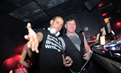 Philly Fun: Gabriel & Dresden rocked Rumor. Photo: ArtChickPhotgraphy.com
