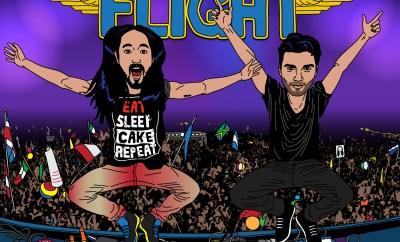 Steve Aoki & R3hab - Flight