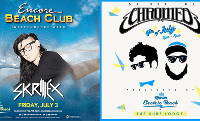 Corona's Electric Beach Announces Skrillex, Chromeo