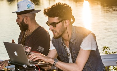 Chromeo hangs ten on the revelers at the Surf Lodge Montauk.