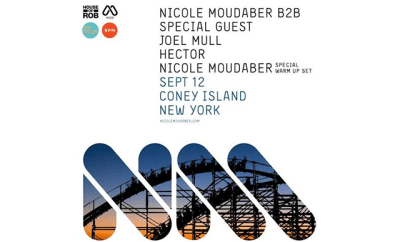 Nicole Moudaber Dedicates 'Breed' EP Release Party to the Late Rob Fernandez