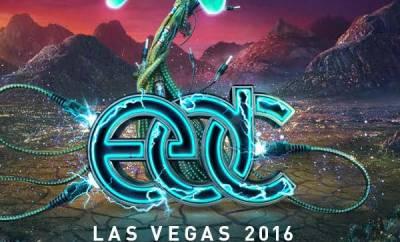 EDC Las Vegas 2016 Announce Art
