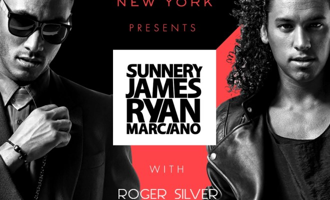 Sunnery James & Ryan Marciano 10-30