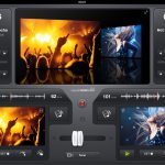 algoriddim vjay - video mixing for iPad