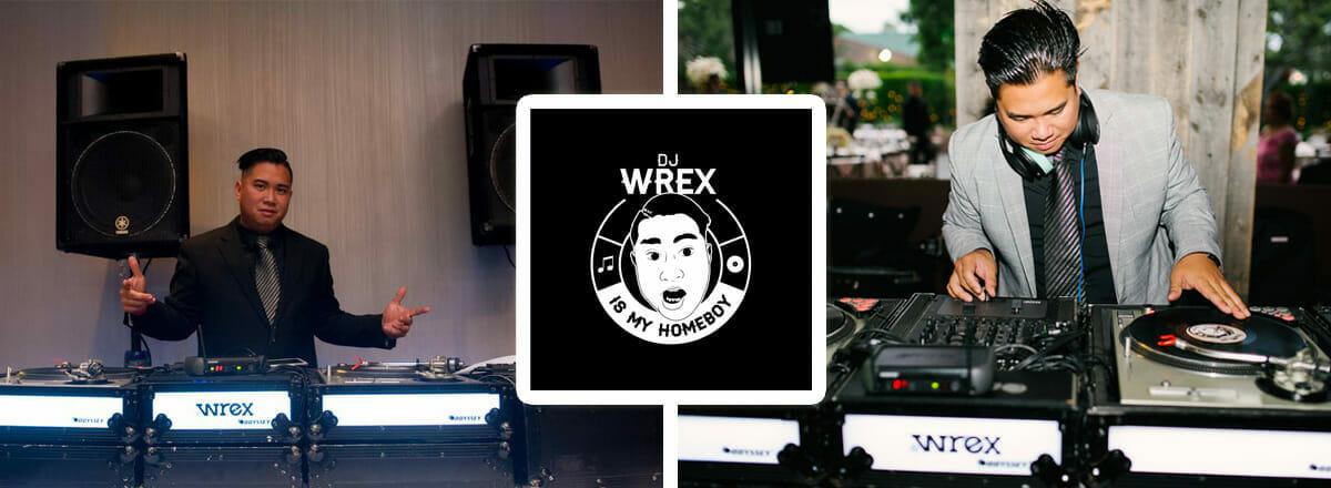 mixcrate dj wrex