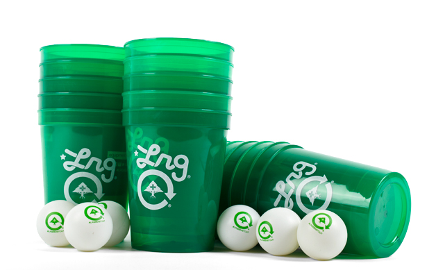 LRG Beer Pong Set