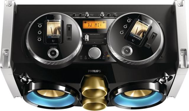 Phillips Mini DJ System