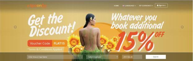 Bali spa booking online