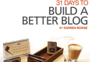 31 Days to Build a Better Blog