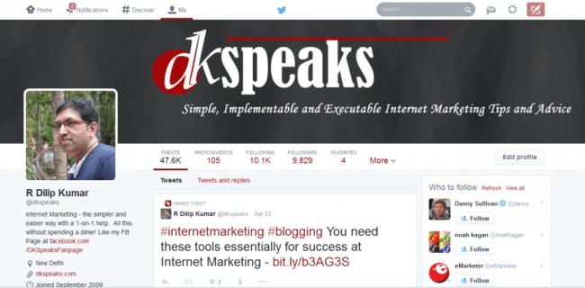 twitter profile header image