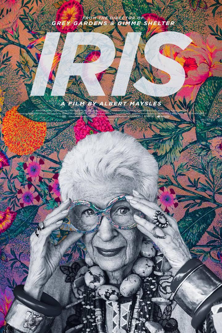 """""""Iris"""" poster"""