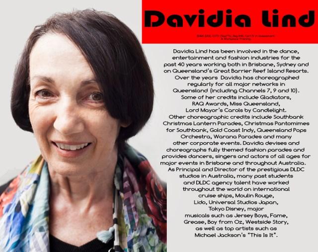 Davidia Bio & Headshot