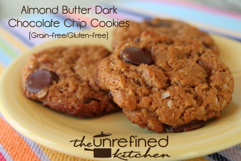 Paleo Peanut Butter Chocolate Chip Cookies IV
